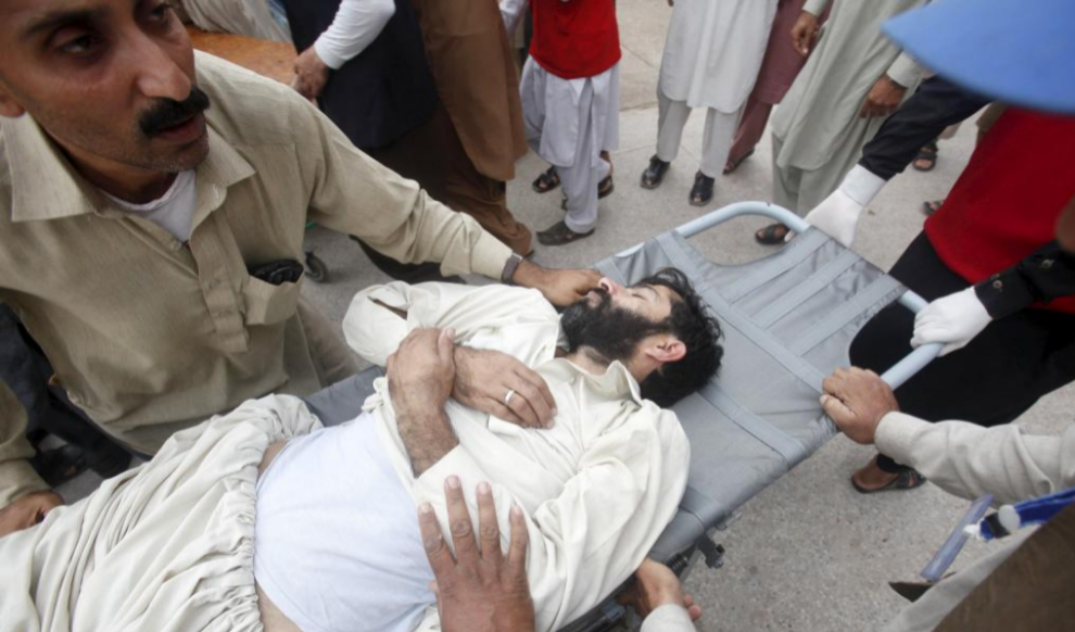 Terremoto Afganistán y Pakistán