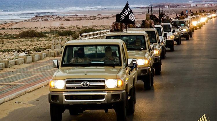 Toyotas Estado Islámico