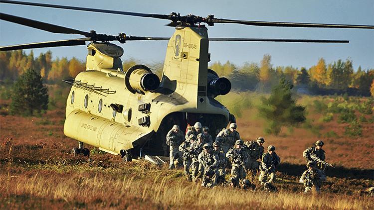 EE.UU. estudia posible despliegue de fuerzas militares en Siria