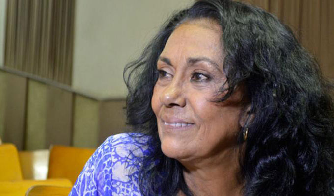 Rendirán homenaje a la actriz Alina Rodríguez, en Fiesta de la Cubanía de Bayamo