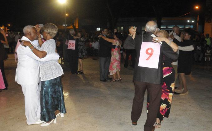 Enceuntro nacional del danzón, celebrado en Granma /FOTO Luis carlos Palacios