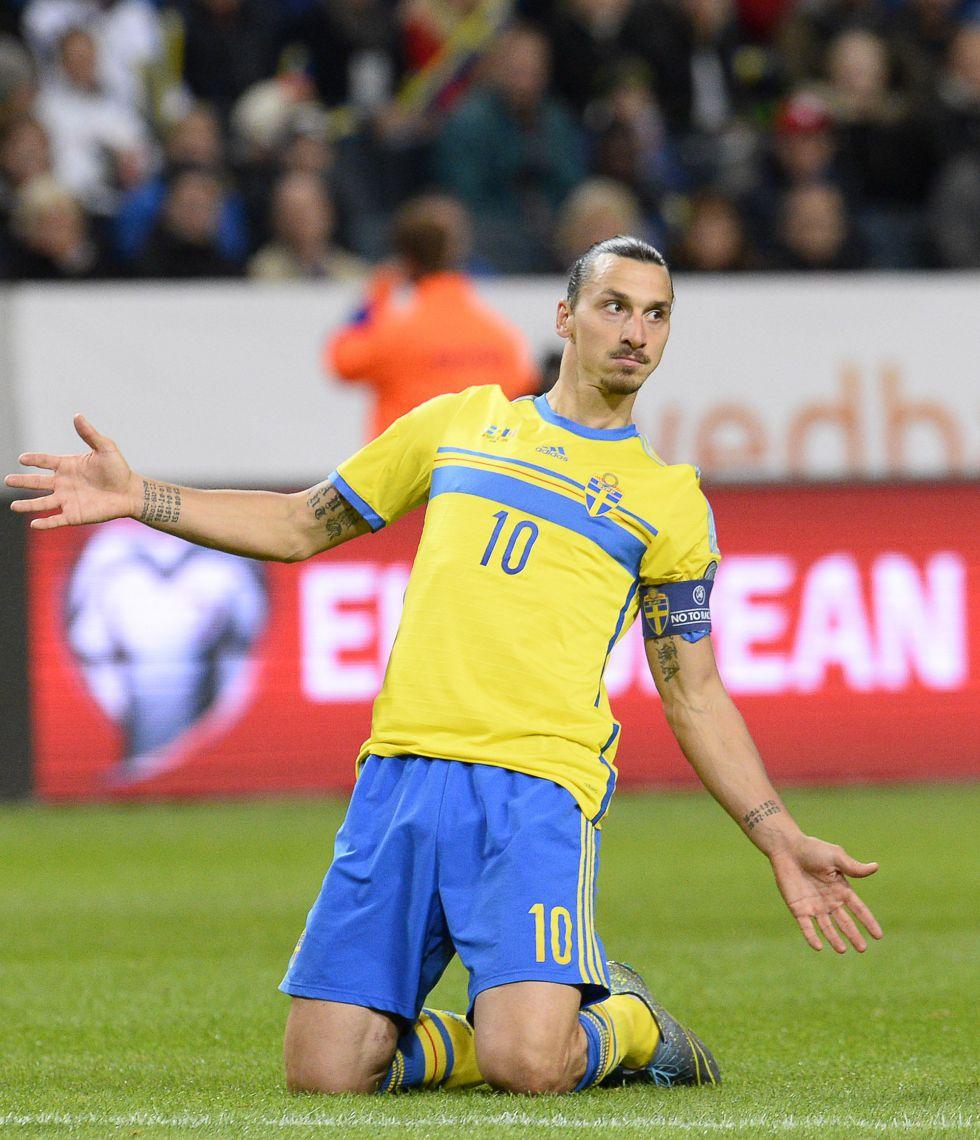 """Ibrahimovic: """"Es impensable una Eurocopa sin mí"""""""