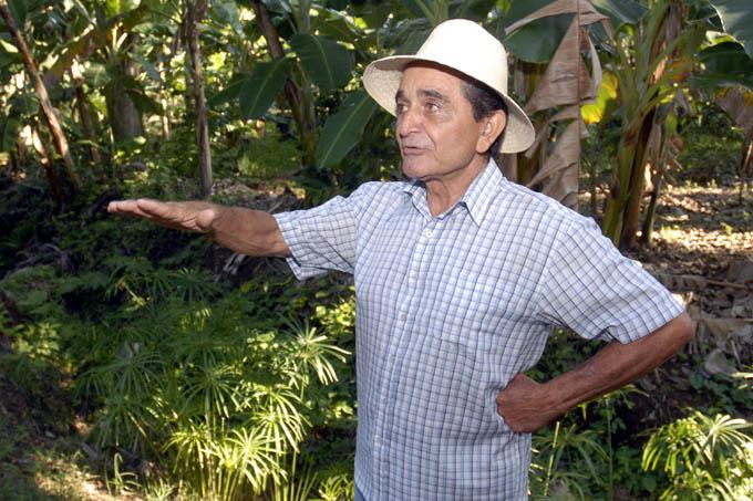 Alcibiades Aguilar y el regreso a sus raíces