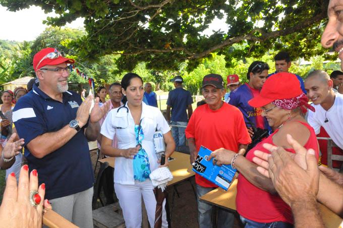 Recorrió Presidente del Inder provincia de Granma (+ fotos)