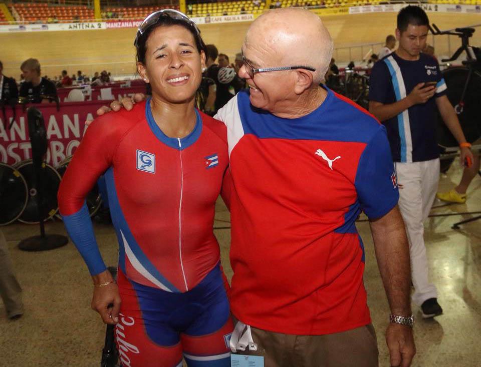 Copa del mundo de ciclismo: Arlenis ganó el scratch en Cali