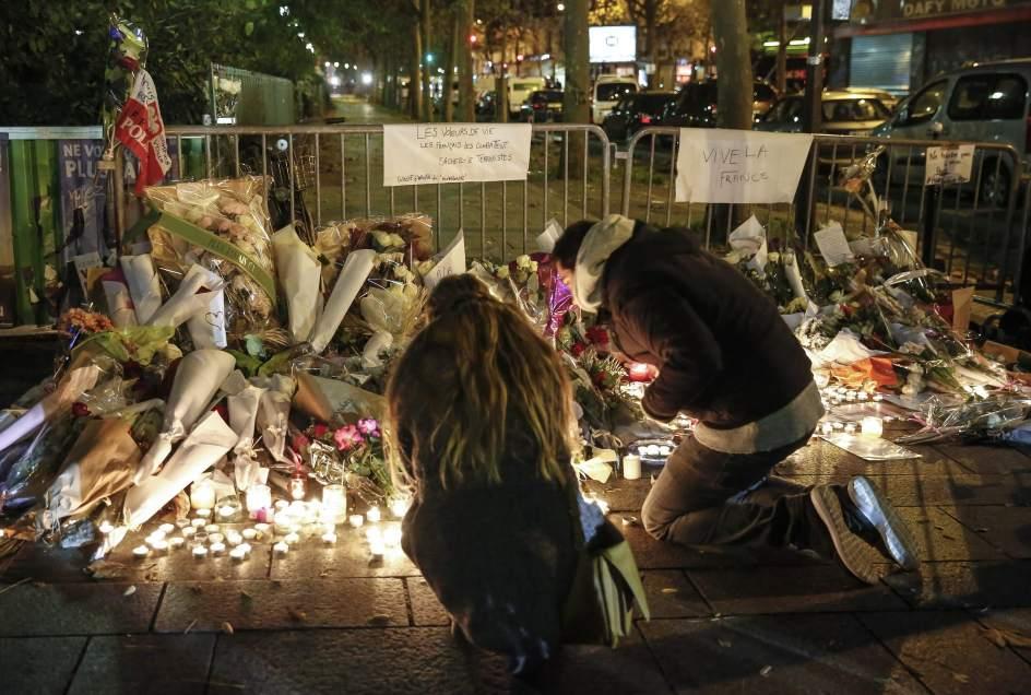 Identificadas 103 víctimas mortales de los atentados en París