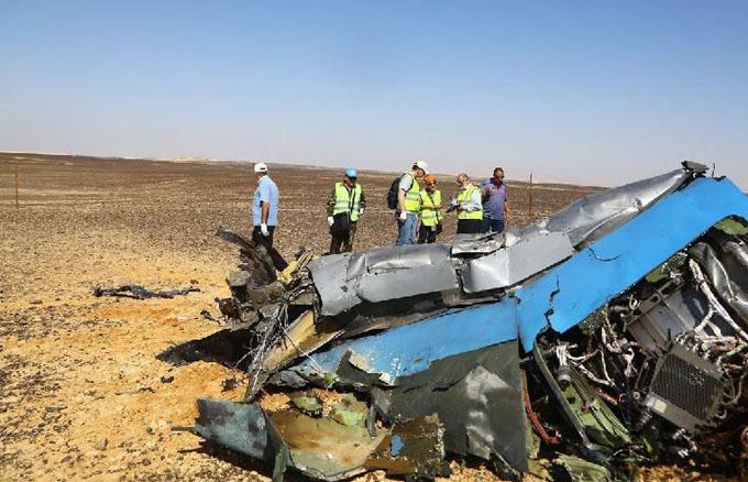 Investigación sobre caída de avión ruso aún carece de resultados, dice el Kremlin