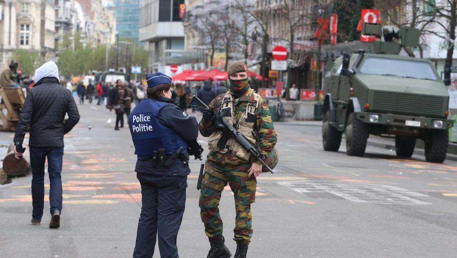 Bruselas, terrorismo