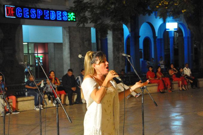 Voces de Bayamo cantan a su ciudad