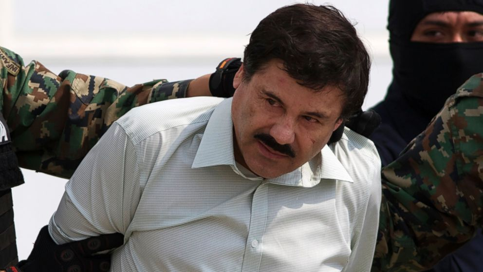 Bolivia refuerza frontera ante posible ingreso del Chapo Guzmán