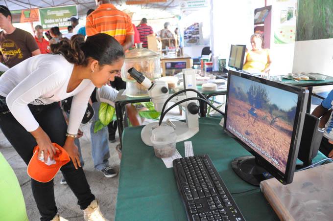 Ciencia y Técnica, Feria Internacional Granma 2015