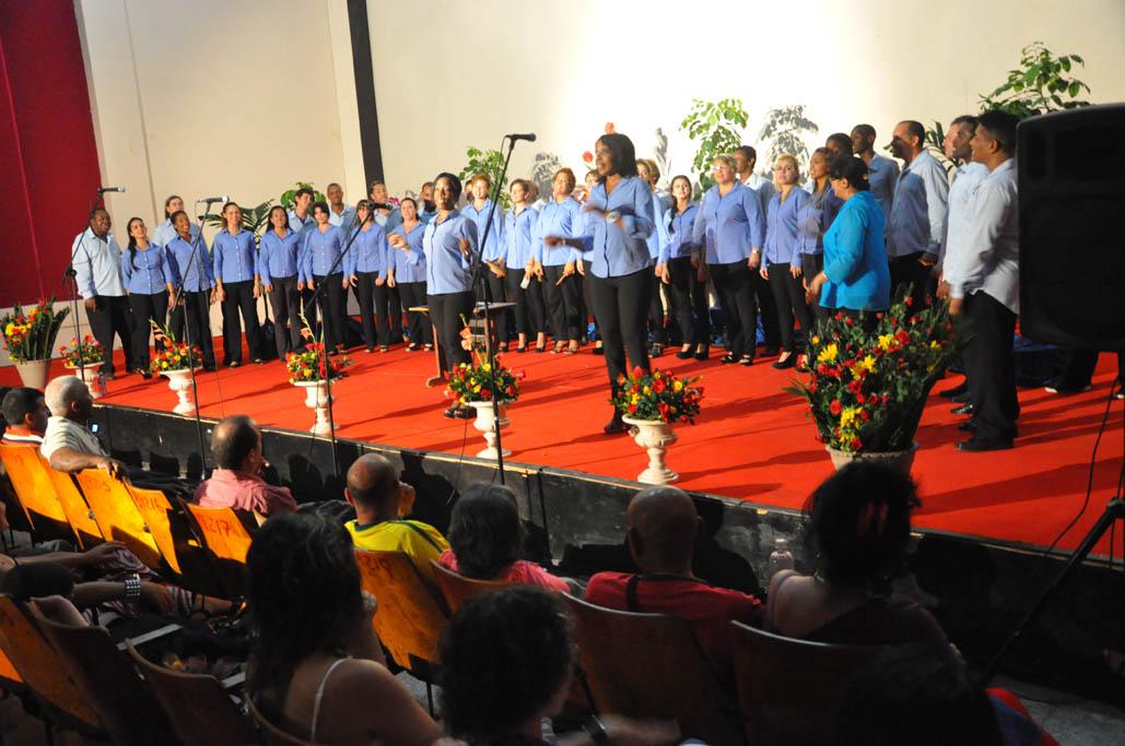 Coro Nacional de Cuba 1