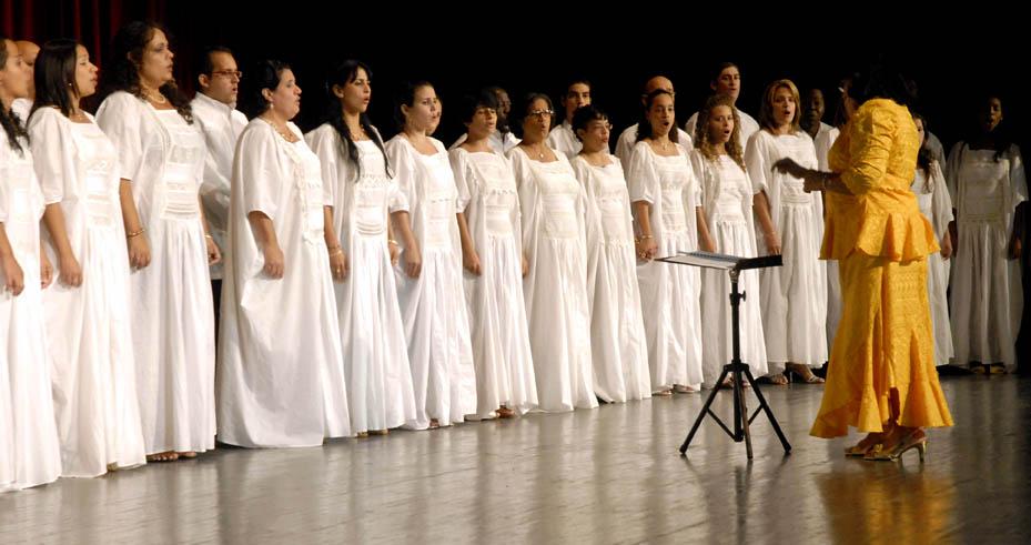 Actuará el Coro nacional de Cuba en Jiguaní y Bayamo