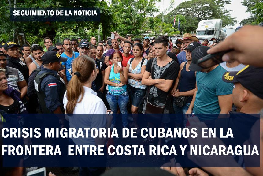 Crisis migratoria cubanos