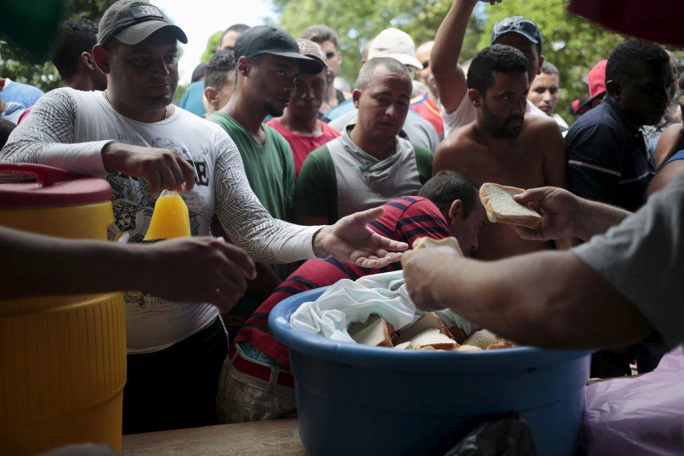 Crisis migratoria de cubanos