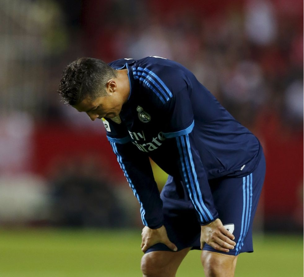 Cristiano, 10 goles menos que en la 14-15: de 1,8 a 0,72 de promedio