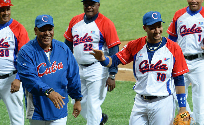 Cuba béisbol