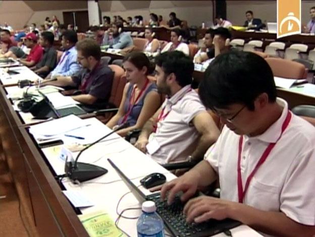 Debaten en Cuba papel de la juventud en búsqueda de paz mundial
