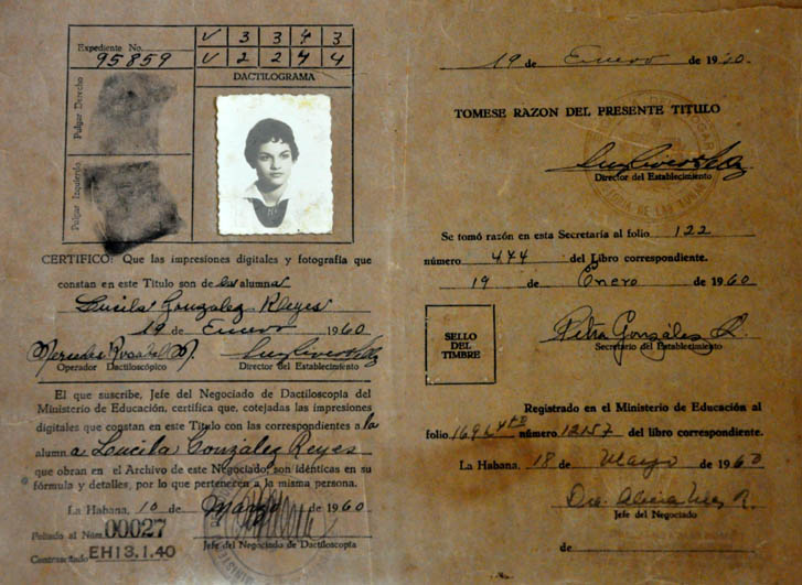 Documento histórico