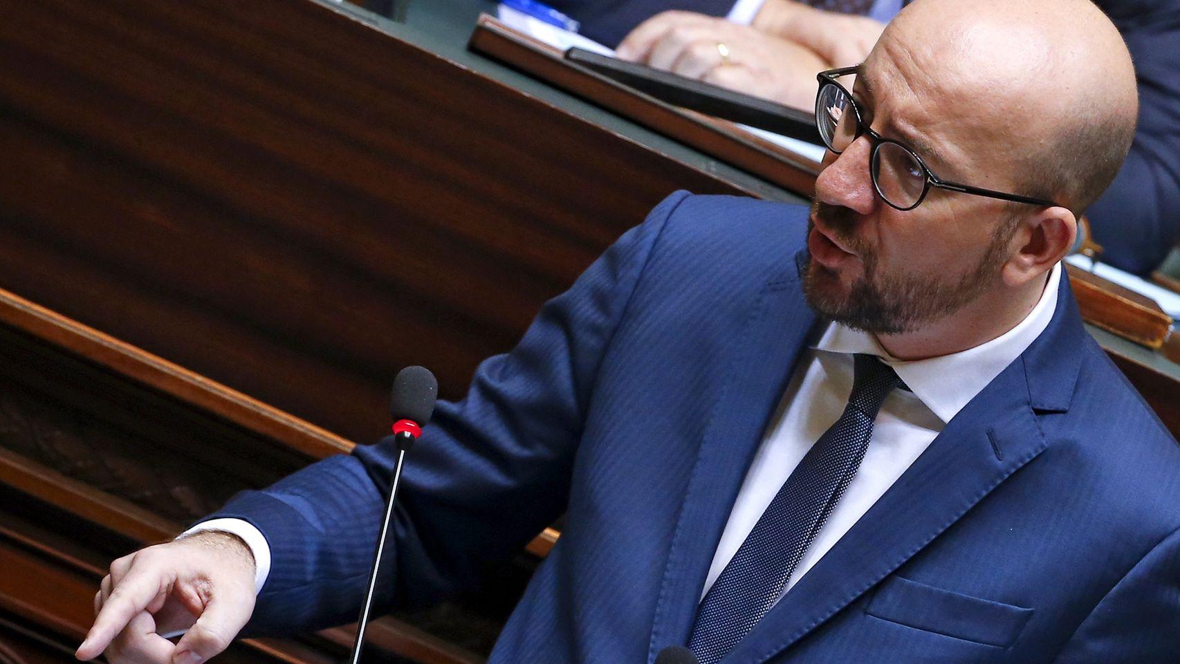 El primer ministro belga explica en el parlamento las nuevas medidas contra el EI