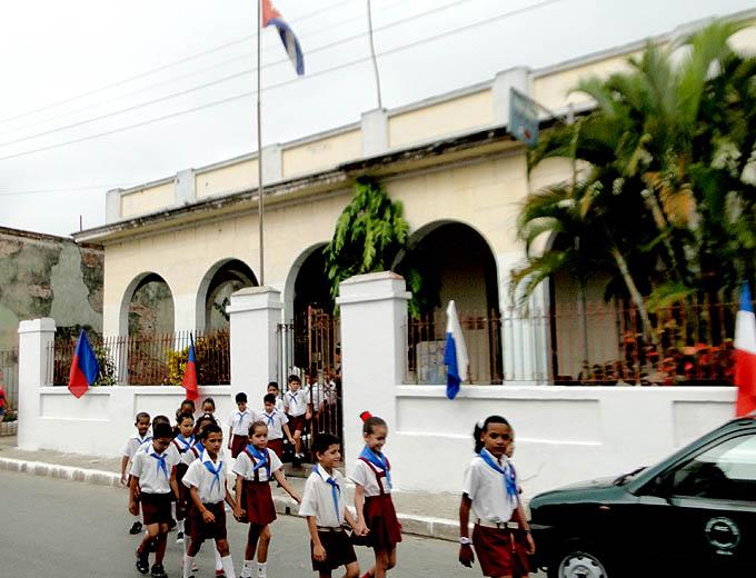 Escuela Van troi
