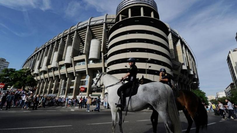 España blinda el clásico Real Madrid-Barça