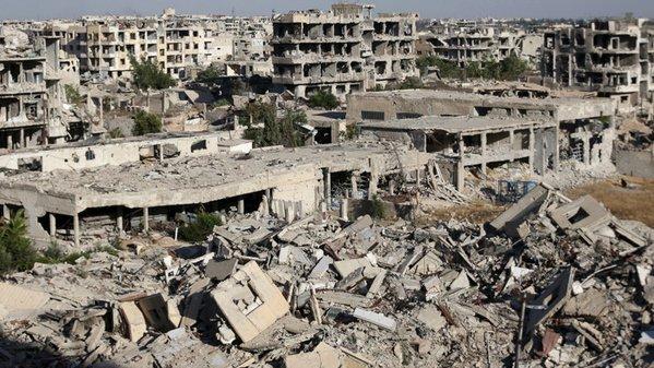 Rusia revela el cambio de táctica de los terroristas en Siria