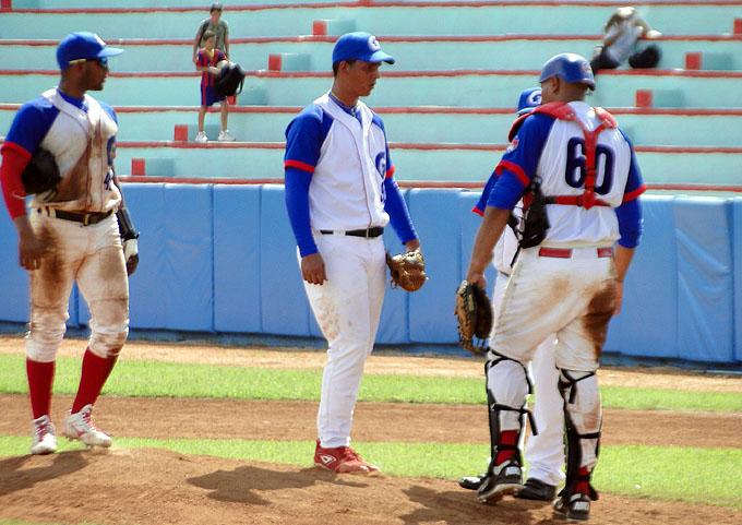 Granma béisbol