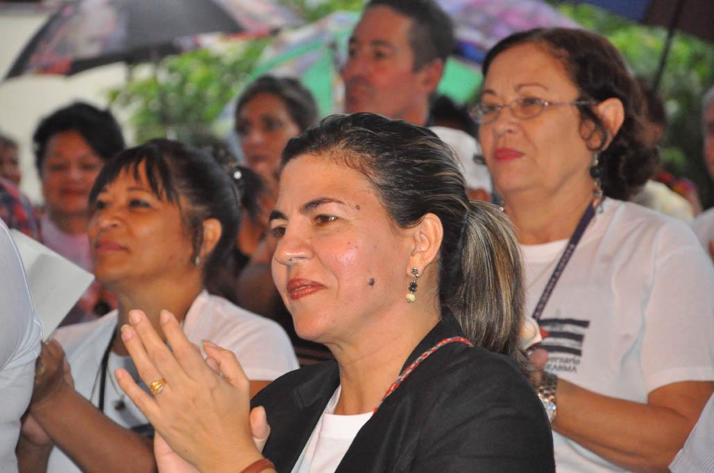 Alegría y felicitaciones en acto por el aniversario 55 del Icap