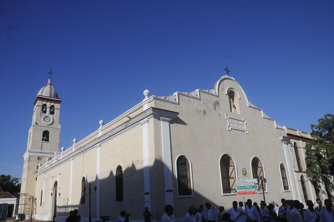 Iglesia Bayamo, Cuba