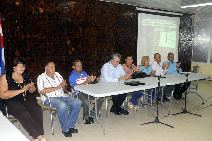 Comenzó jornada científica 45 aniversario Estación agroforestal  Guisa