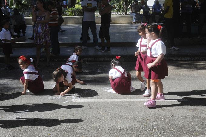Jornada contra la No violencia, Cuba