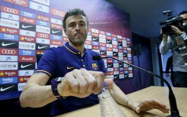 Luis Enrique DT Barcelona