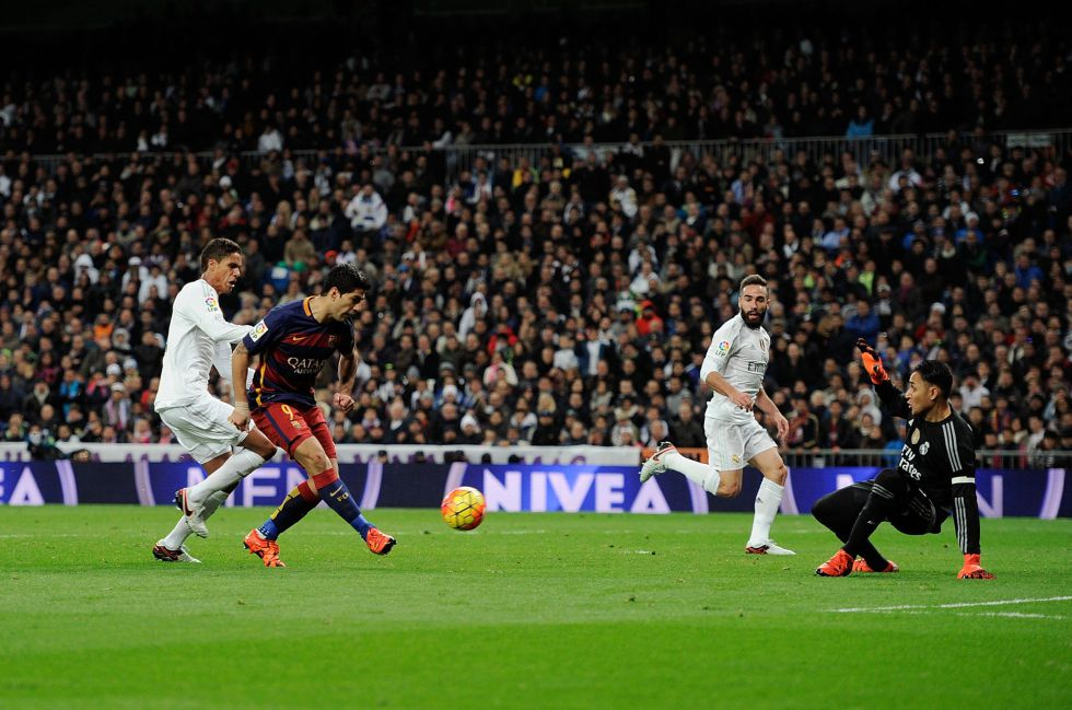 El Madrid queda en ruinas