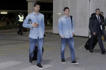 Luis Suárez y Messi | Pepe Villoslada