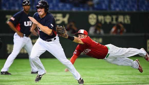 EEUU vence a México y accede a final del Premier 12 de béisbol