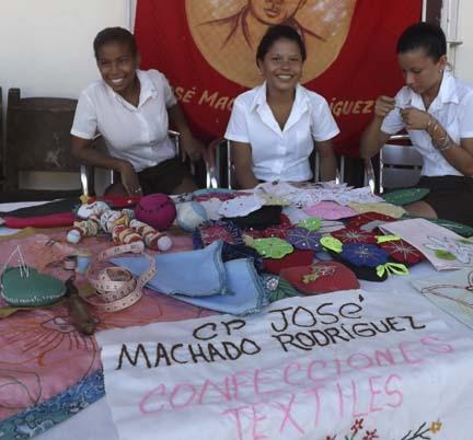 Aportes de la juventud al desarrollo local en Manzanillo