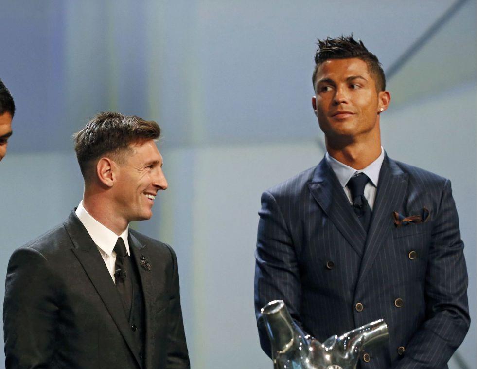 """""""Para ser honesto, creo que Messi ganará el Balón de Oro"""""""