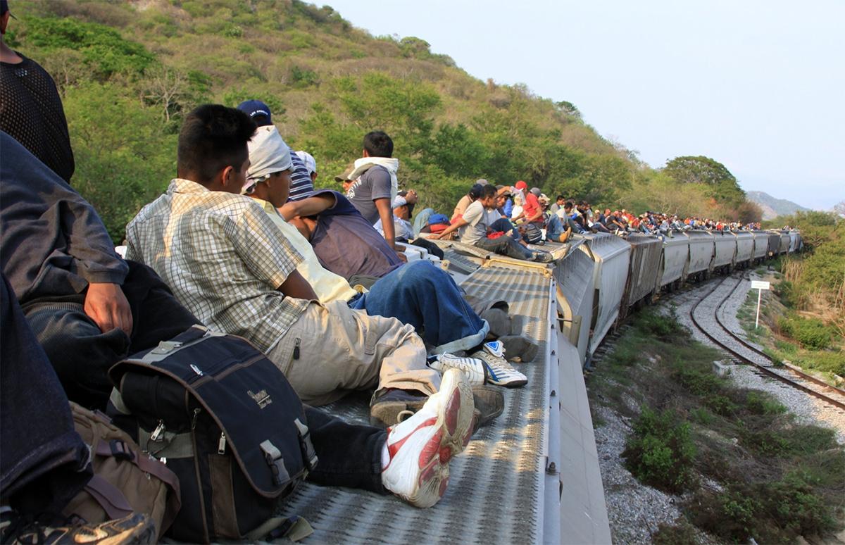 Migraciones Cetroamérica