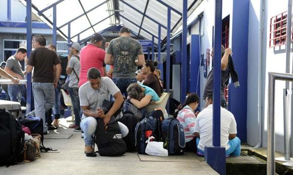 Continuará apoyo de ONU a migrantes cubanos en Costa Rica