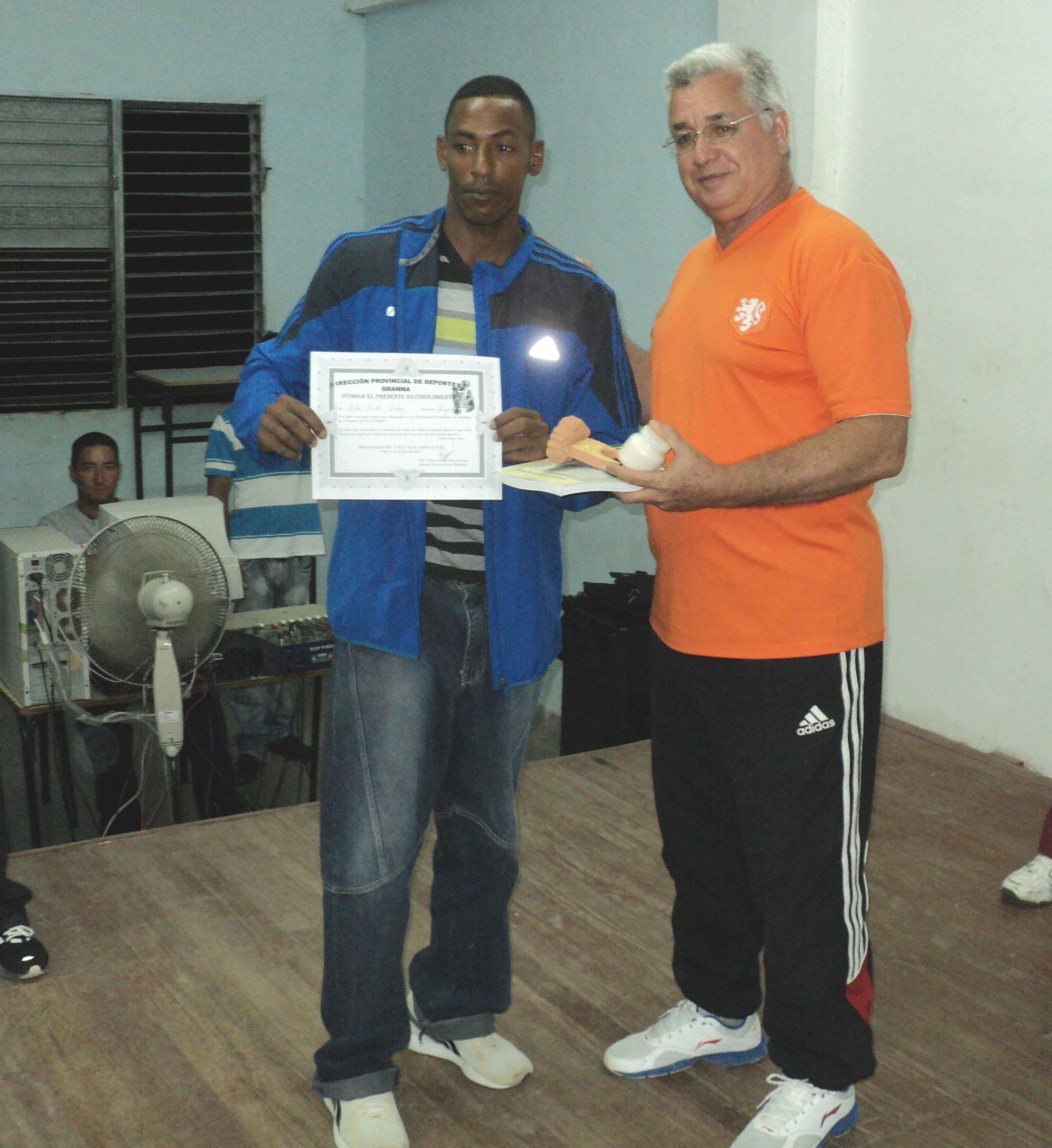 Boyarribenses arrasan en los Juegos de montaña en Granma