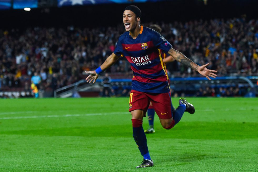 Rakitic cae, Neymar vuela