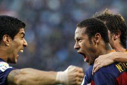 Neymar, otra vez descomunal, llega imparable al Clásico