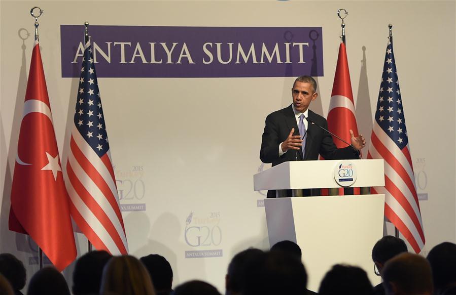 Obama, Estados Unidos