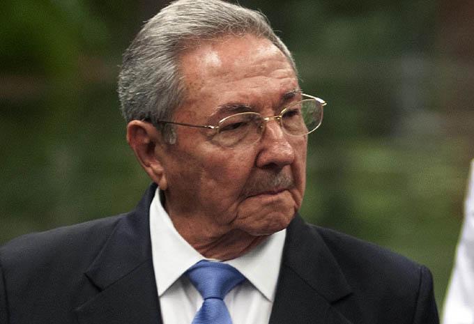 Presidente Raúl Castro inicia visita a México