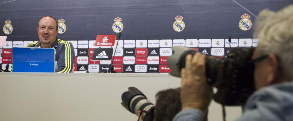 """Benítez: """"Al Barça se le gana atacando; somos favoritos"""""""