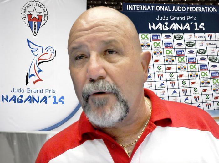 Rafael Manso, Judo Cuba