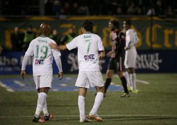 Raul Gonzalez Blanco se corona campeon con el Cosmos
