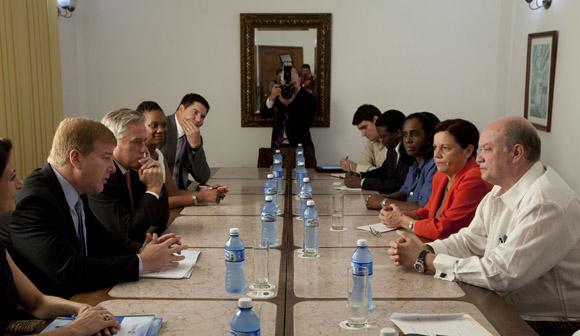 Sesiona en La Habana Consejo de Negocios EE.UU.-Cuba