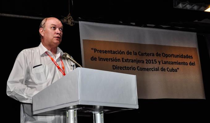 Destaca en FIHAV 2015 la renovada cartera cubana de negocios